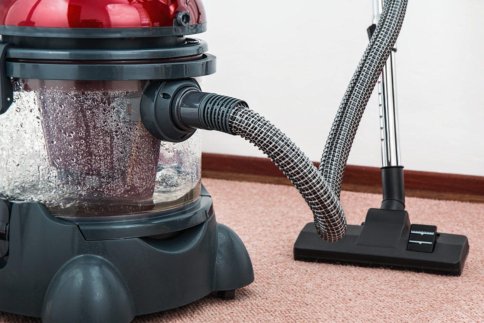 Выбор пылесоса для дома
