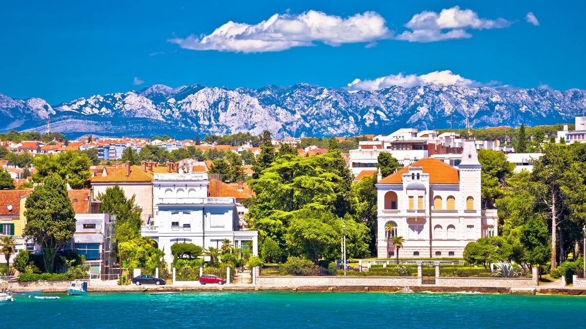 Задар Хорватия